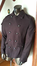 TRIPLE FIVE SOUL - great military style double breasted JACKET - Size L