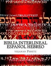 Biblia Interlineal Español Hebreo: Para Leer en Hebreo (Bamidbar -Deut) (Volume