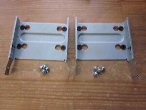 2 Stück ANTEC Sonata Gehäuse Drive Caddy / Einschub mit Schrauben