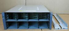 NetApp DS4243 2x X5712A-R6 IOM3 3GB/s SAS Contrôleur Disque Étagère système de stockage