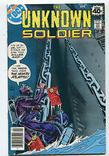 Unknown Soldier #227 Fine  The Blind Eye  Bonus Story    DC Comics  CBX1V