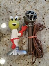 Vintage Astatic Microphone Model 30 Youngstown Ohio 1940's