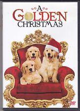 Dvd **A GOLDEN CHRISTMAS** usato 2009