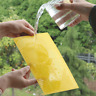 5x Double Sided Sticky Glue Papers Outdoor Flying Pest Insect Traps Catchers Bug