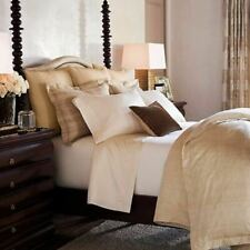 Ralph Lauren Mullholand Drive Reeves Natural New King Sham Pillow Sham Only $130
