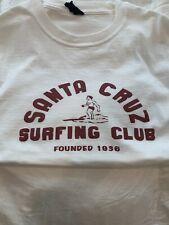 Santa Cruz Surfing Club tshirt