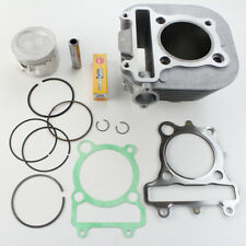 Cylinder Piston Gasket Kit for Yamaha Tri-Moto 225 YTM225 1983-1986
