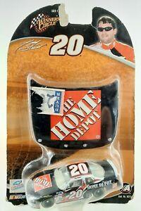 Tony Stewart #20 Home Depot 2004 Diecast Car 1/64 scale NASCAR Winners Circle