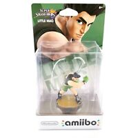 Nintendo Amiibo Little Mac Super Smash Bros Brand New Factory Sealed