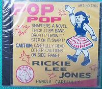 Pop Pop - Rickie Lee Jones #323 - CD: NEU
