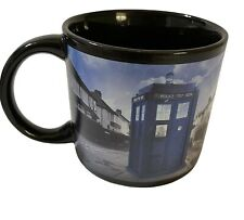 Collectible Doctor Who Disappearing Tardis Heath Changing Coffe Tea Mug Cup Bbc