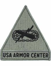 Armor Center ACU Patch with Fastener (PV-ARCTR)