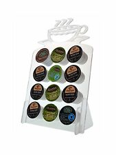 Clear Acrylic 12 Coffee Keurig K Cups tree pod holder