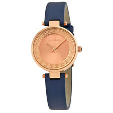 Guy Laroche Far East Gold Dial Ladies Leather Watch L1007-05