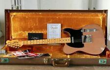 2011 Fender Custom Shop Telecaster Relic Faded Copper-Maple Nocaster Neck-VG Con