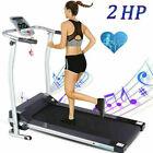 1500W Folding Electric Treadmill Running Walking Machine 300lbs Capacity Home S