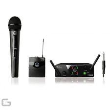 Microphones AKG pour équipement audio professionnel