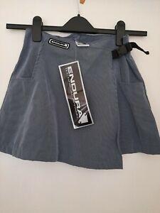 Size S Endura Teflon Coatet Wrap-Over Cycle Skirt.....Free P&P!!