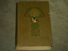 J. M. Barrie Tommy And Grizel Hardcover 1900 Charles Scribner's Sons