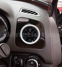 OPEL Insignia MK1 calibre Pod Adaptador De Ventilación De Aire Plástico ABS Negro Brillante Inc Vxr
