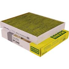 MANN-FILTER Biofunctional Pollenfilter Innenraumfilter für Allergiker FP 2442