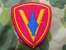 PATCH 5 th MARINE'S DIVISION PERIODE VIETNAM
