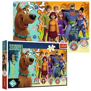 Trefl 160 Piece Kids Large Warner Scooby Doo In Action Scoob Movie Jigsaw Puzzle