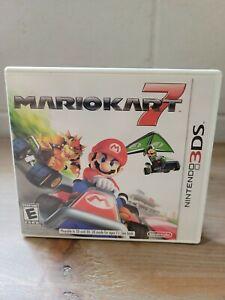 Mario Kart 7 - Nintendo 3DS - Replacement Case - No Game