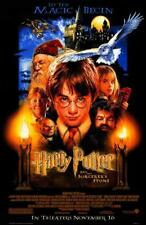 Harry Potter and the Sorcerer's Stone Movie Poster 11 x 17, Daniel Radcliffe, A