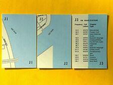 3 New York City Subway Maps Jokers Single Swap Playing Cards Triple Joker Set