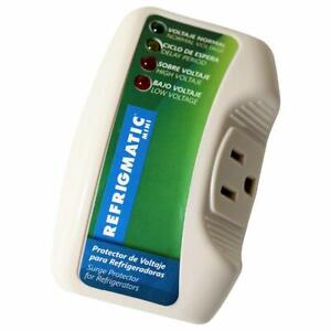 Refrigmatic WS-36300 Electronic Surge Protector for Refrigerator Up to 27 cu.ft.