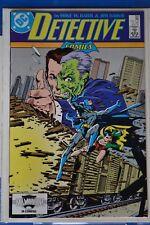 DETECTIVE COMICS # 580  : NEAR MINT : NOV 1987 : DC COMICS. {COMIC BOOKS}.