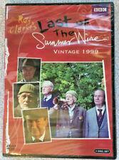 Last of the Summer Wine: Vintage 1999 DVD, 2013, 2-Disc Set - New Sealed - Rare!
