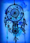 "Beautiful Dreamcatcher CANVAS ART PRINT spiritual Turquoise Blue poster 16""X12"""