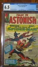 Tales to Astonish #57  July 1964 featuring Giant-Man CGC 6.5