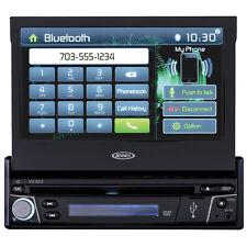 """Jensen VX3012 Single Din Multimedia W/7""""TFT/Ipod/Iphone/Bt/ USB2.1"""