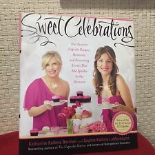 Sweet Celebrations : Our Favorite Cupcake Recipes, Memories HC DJ 1st/1st