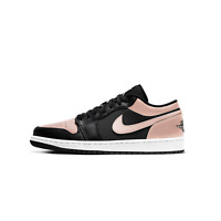 [Nike] Jordan 1 Low Shoes Sneakers - Crimson Tint (553558-034)