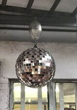 More details for vintage strand electric mirror ball with working rotator