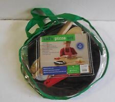 Kids Pizza Set 10 Piece Set  New in Package  Bed Bath And Beyond Ages 3+