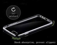 Slim Soft TPU Transparent Clear Gel Case Skin Cover For Sony Xperia U