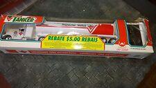 VINTAGE CANADIAN TIRE ADVERTISIING GASOLINE TANKER REMOTE CONTROL original box