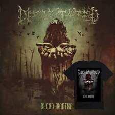 DECAPITATED Blood Mantra LTD CD+DVD Digipak+T-SHIRT XL LIMITED EDITION