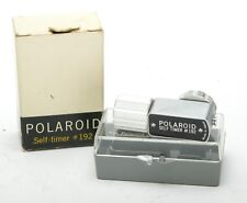 Vintage Polaroid Self-Timer # 192. Made In USA. Unused. Box.