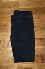 River Island Stretch Skinny Dark Grey Jeans W32/L32