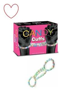 Candy Handcuffs Cuffs Sweet Novelty Cheeky Gift Stocking Filler Valentines