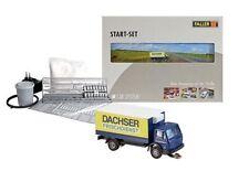 Faller 162007 - Car System Starter Set Mercedes Truck Dachser N Gauge - T48 Post