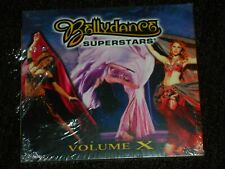 Bellydance Superstars - Volume X (CD, 2012, CIA) sealed