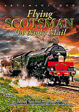 Flying Scotsman - The Night Mail [DVD] [NTSC], Excellent DVD, ,