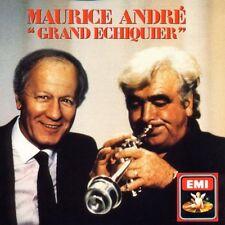 Maurice Andre Grand Echiquier ALBINONI TARTINI HAYDN MARCELLO BACH SCHUBERT RAR